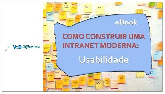 eBook 4 - Como construir uma intranet moderna - Usabilidade