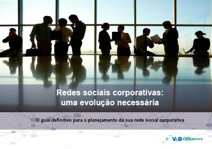 eBook 2 - Redes Sociais Corporativas: uma evolução necessária