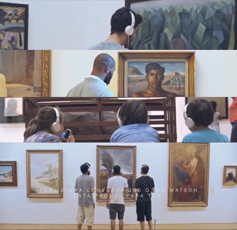 Chatbot - Pinacoteca de SP
