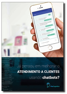eBook - Já pensou em melhorar o atendimento a seus clientes usando chatbots?